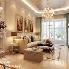 现代简装卧室设计效果图