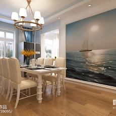 现代简装三室两厅装修效果图欣赏
