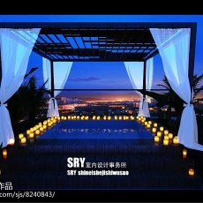 热门124平米东南亚别墅阳台效果图片欣赏