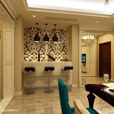 现代室内装修风格效果图