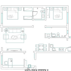 现代简约小客厅装修效果图2014