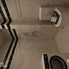 古典优雅现代室内设计效果图