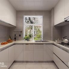 现代简约两房装修玄关装饰墙