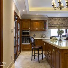 欧式风格厨房瓷砖墙面效果图