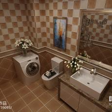 现代家装休闲区装修效果图