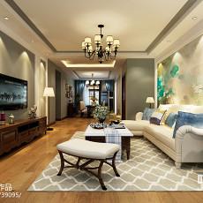 现代风格家居卧室图片