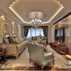 现代室内设计效果图