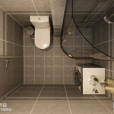 现代风格客厅电视墙设计图