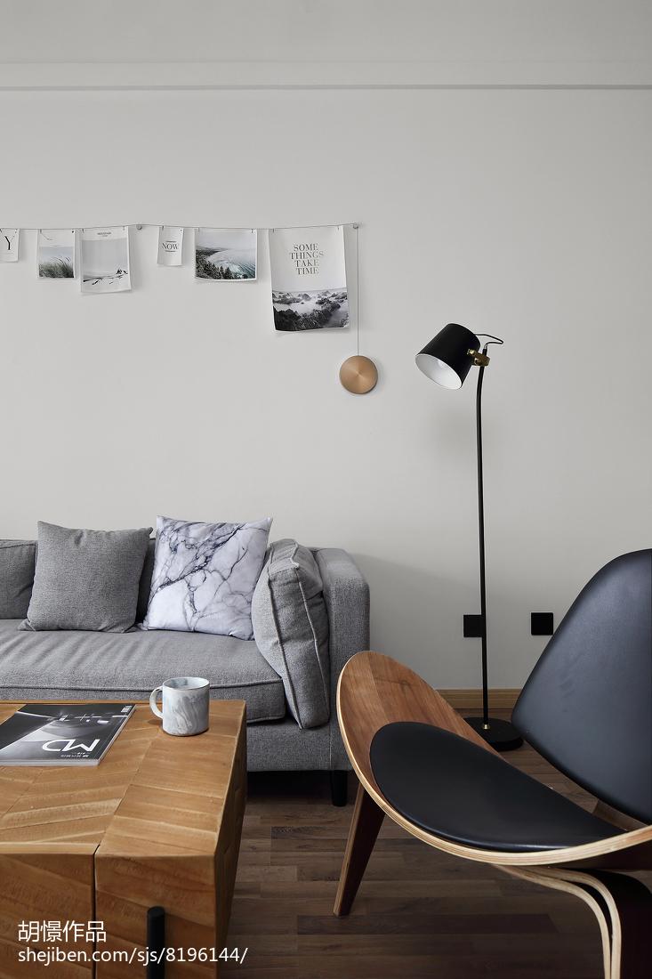 精选北欧小户型客厅装修设计效果图片