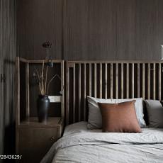 94平米三居卧室中式效果图片大全