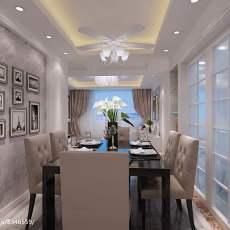 现代风格两房装修效果图欣赏