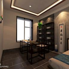 现代家庭客厅装修设计图片