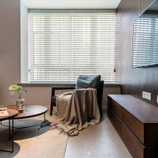 2018精选面积94平现代三居休闲区装修设计效果图片