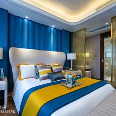 精选卧室现代装修实景图片欣赏