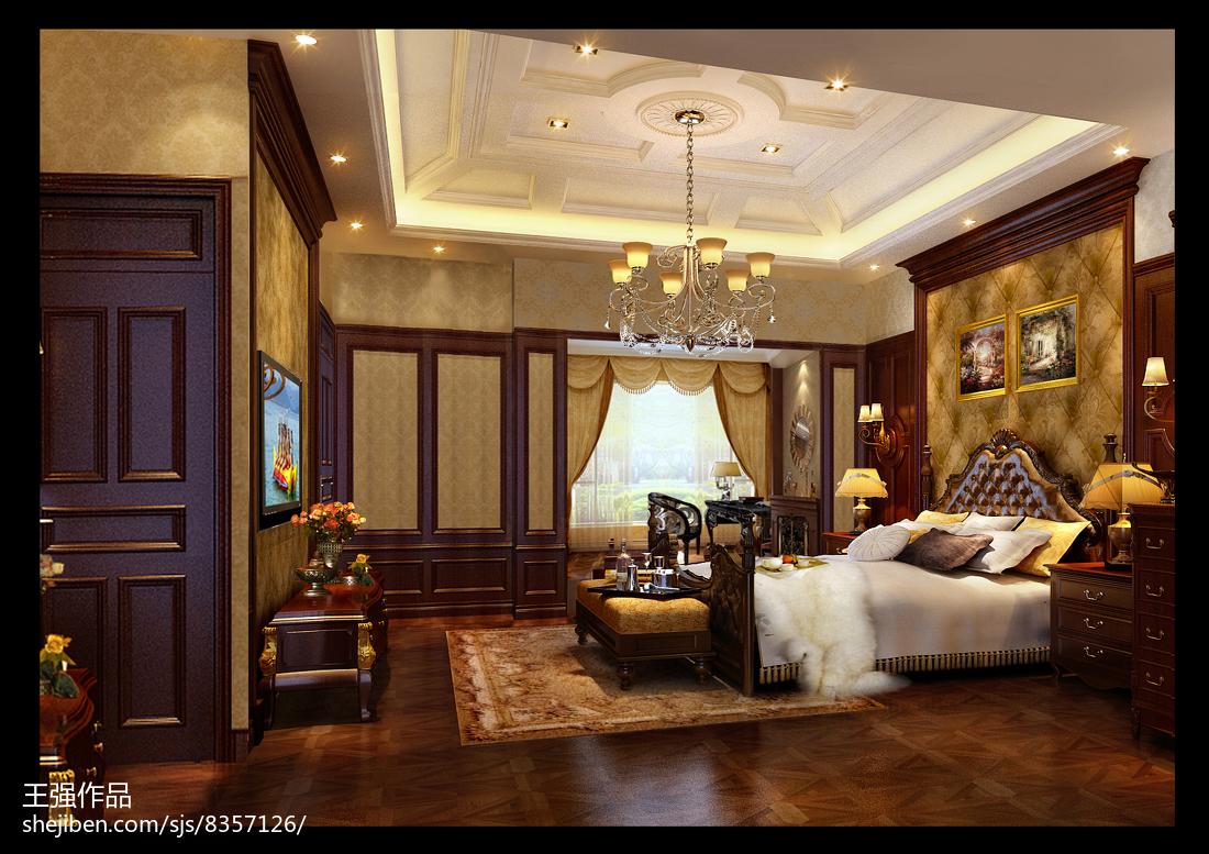 简约风偏日式卧室图片