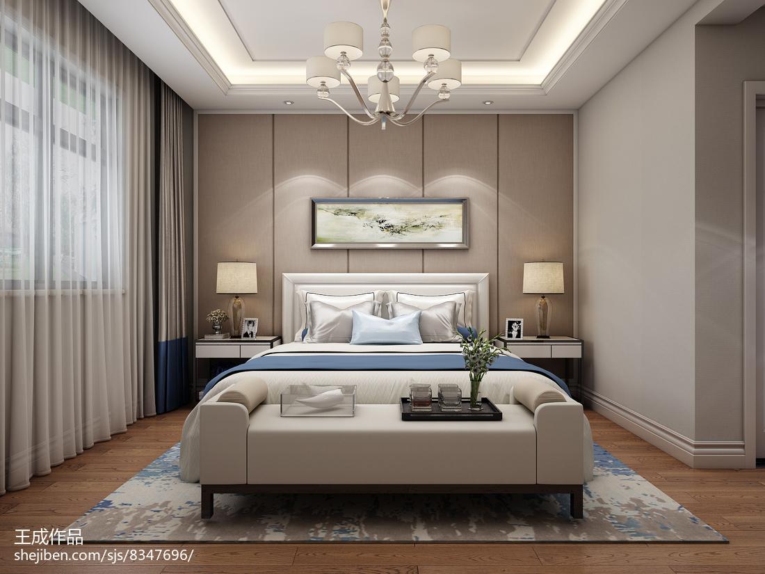 混搭卧室设计效果图欣赏