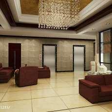 美式风格餐厅设计效果图欣赏大全