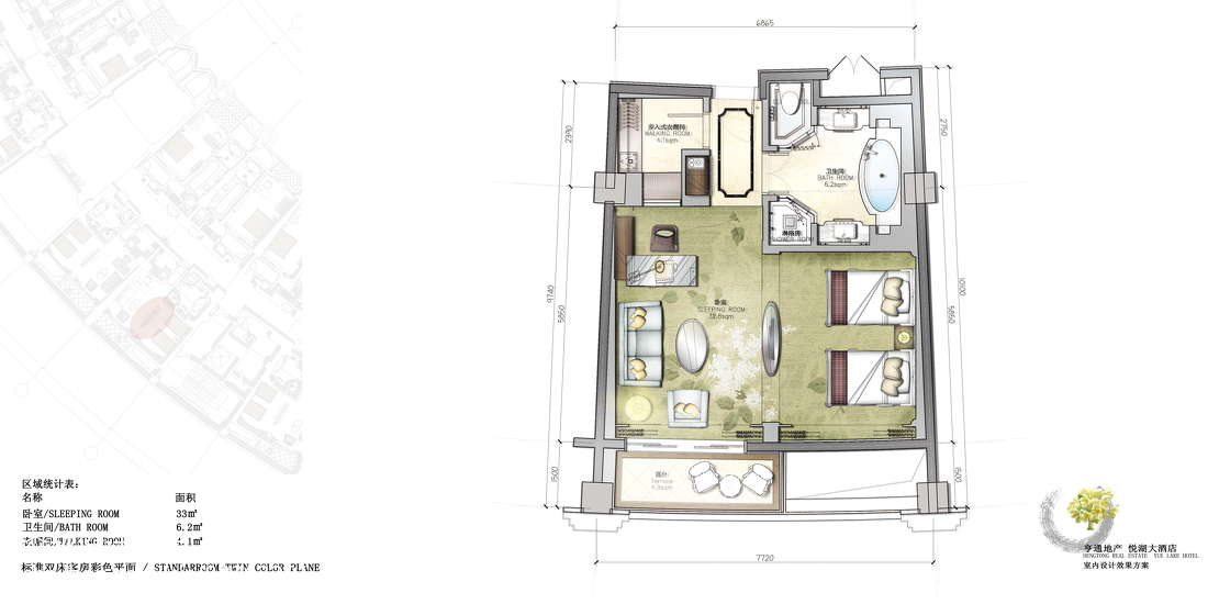 简约小户型家装卫生间设计效果图