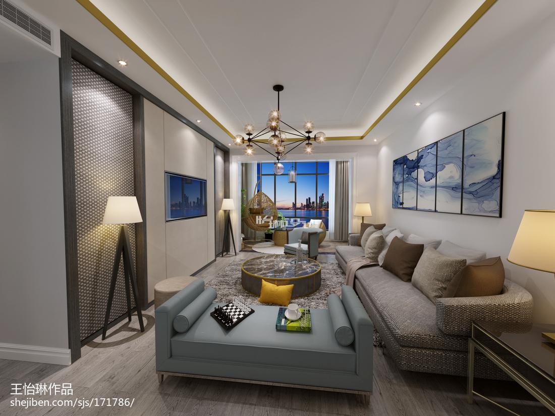 酒店风格室内设计方案_2970841