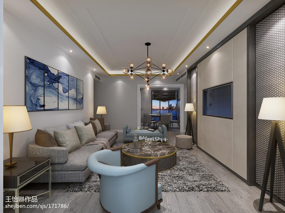 酒店风格室内设计方案_2970843