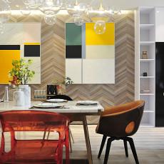 精选138平米四居餐厅现代装修欣赏图