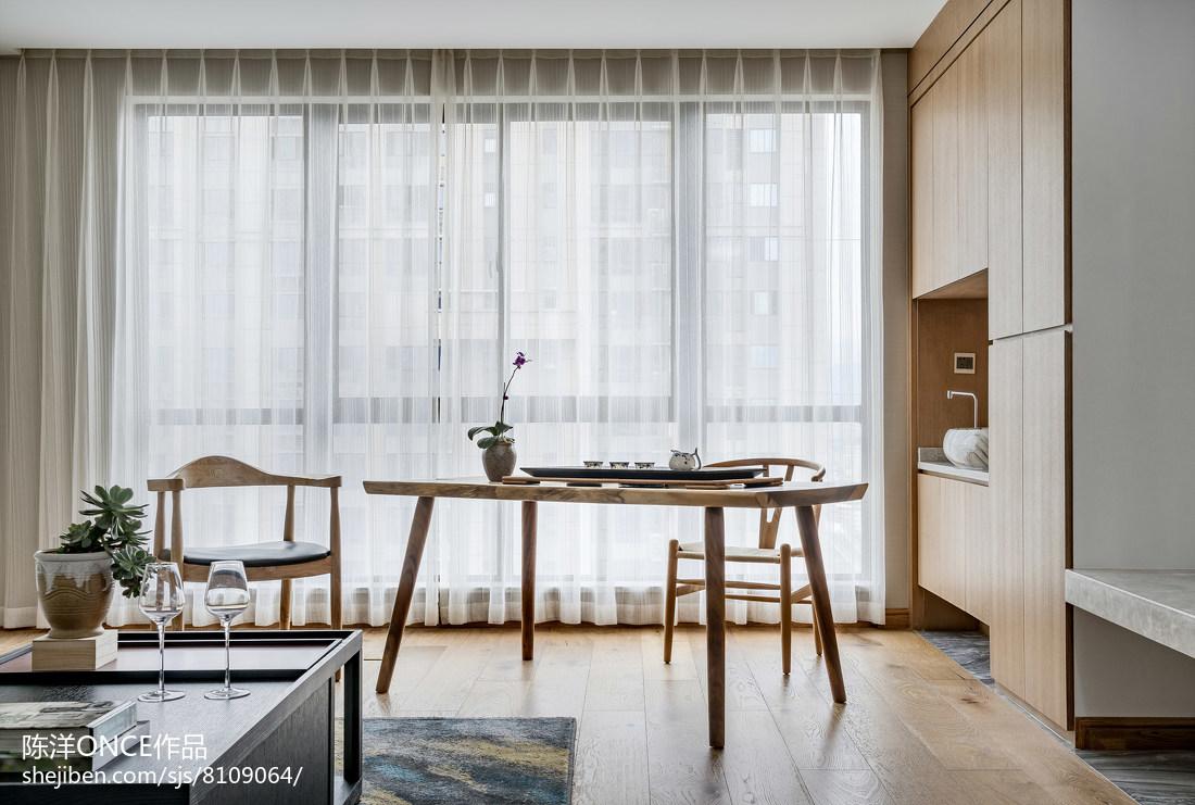 精美三居休闲区现代装修设计效果图