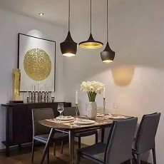 时尚极简主义风格厨房装修效果图