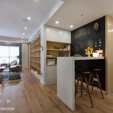 精美三居客厅日式装修效果图
