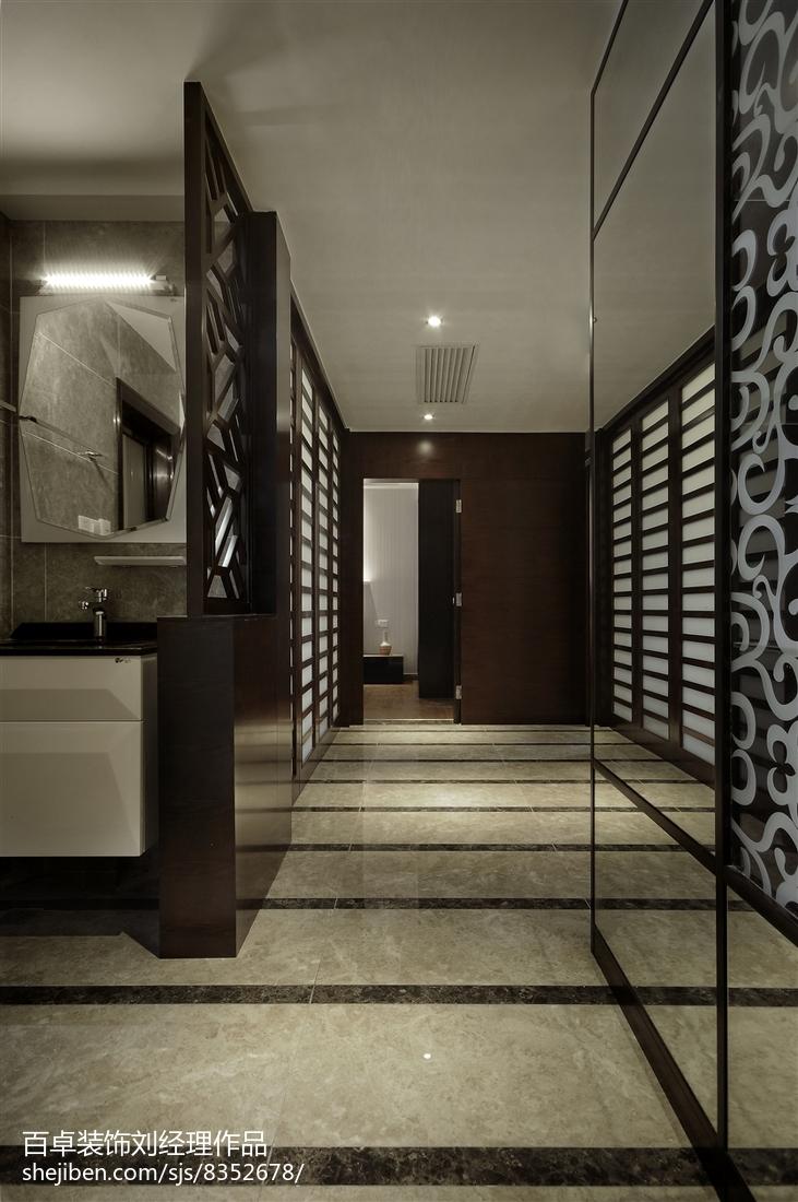 热门三居休闲区中式效果图片欣赏