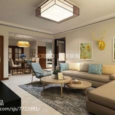 东南亚创意卧室设计装修效果图