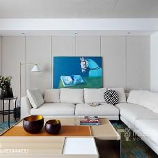 现代风格卧室装修效果图2014图片