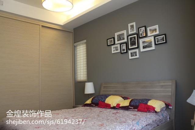 小户型卧室简约实景图片大全