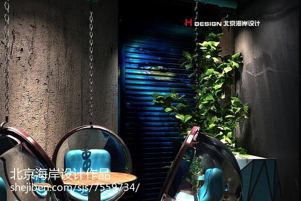 时尚现代中式卧室装饰设计