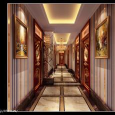 一居客厅东南亚欣赏图
