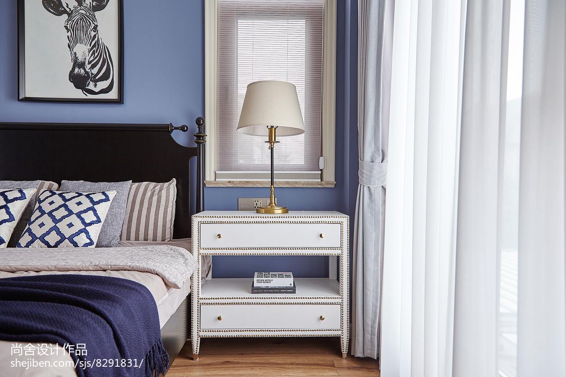精选面积138平别墅卧室欧式装饰图片欣赏