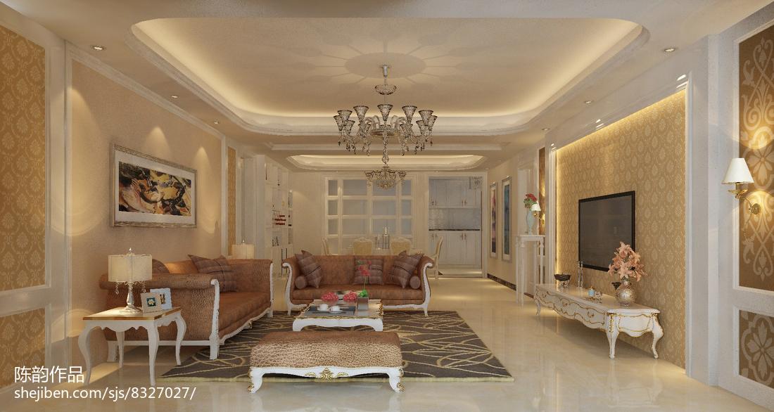 新古典典雅卧室装修