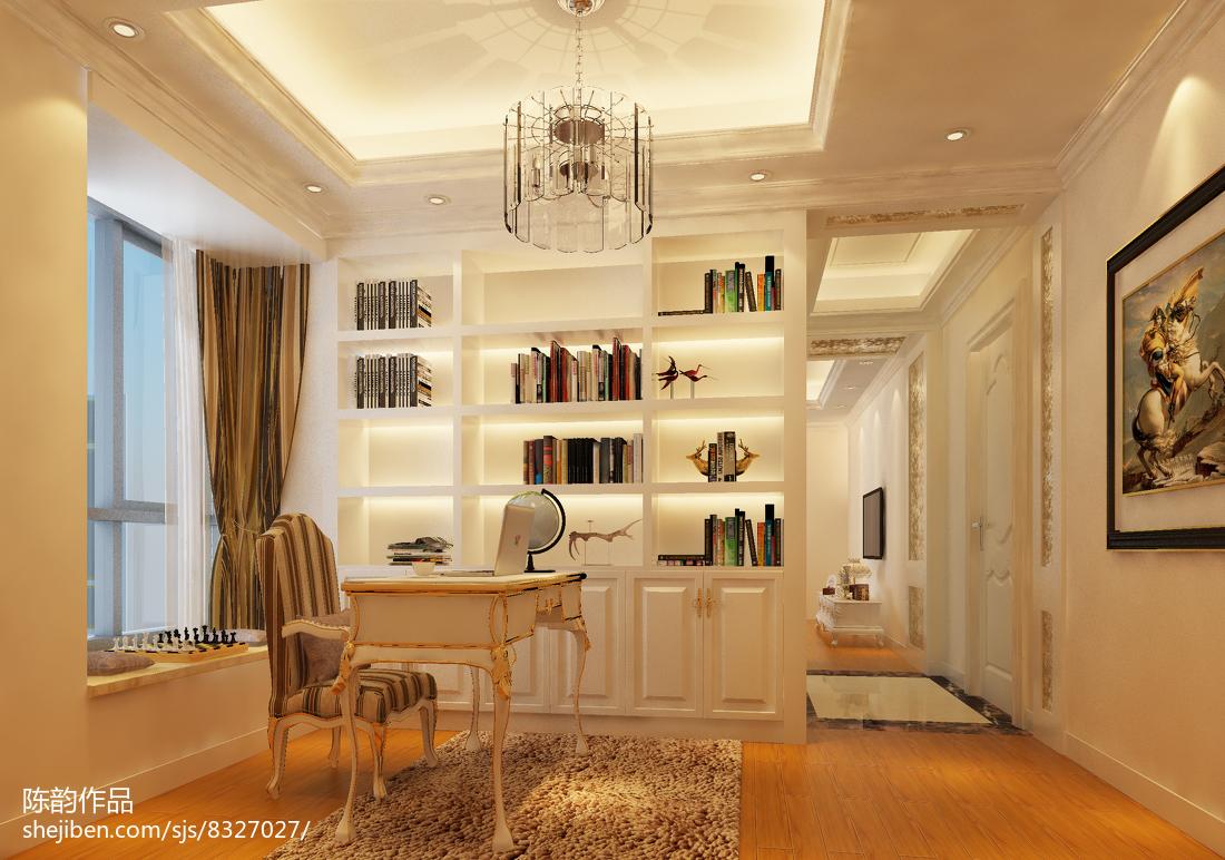 新古典典雅餐厅装修