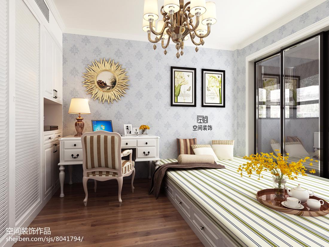 精美现代二居装修图片欣赏