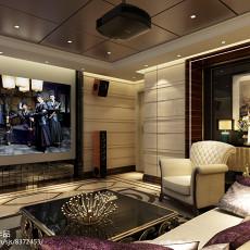 精美126平米欧式别墅休闲区装修图片