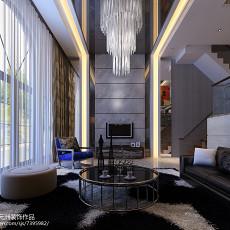 极简主义风格阁楼书房设计图片欣赏大全