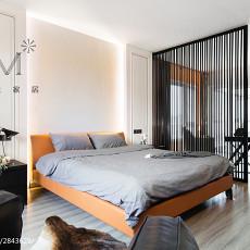 精选面积134平现代四居卧室效果图片