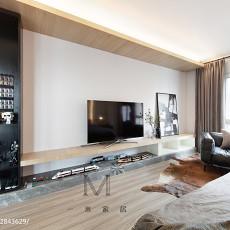 热门119平方四居卧室现代装修设计效果图