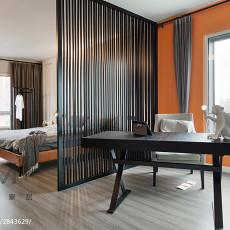 精选面积116平现代四居卧室装修效果图