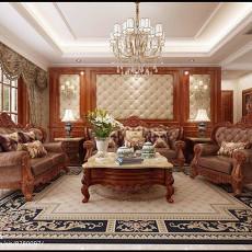 东南亚风格一居室装修设计效果图