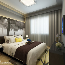 大小71平现代二居客厅装修欣赏图片