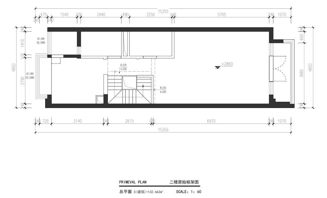 日式冷色调室内榻榻米装修效果图