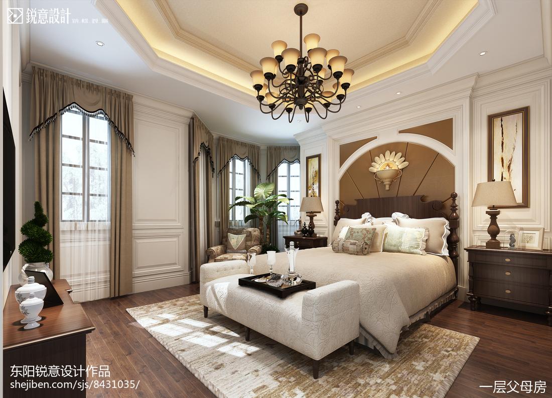日式风格室内卧室设计图片