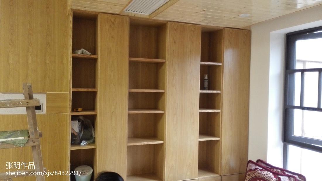 日式风格四室两厅装修设计效果图