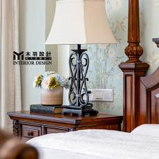 2018新古典别墅卧室欣赏图