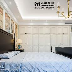 热门面积125平别墅卧室新古典装修图片大全